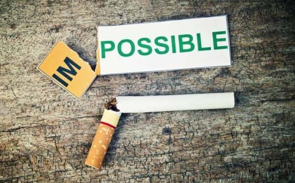 arreter de fumer et acupuncture
